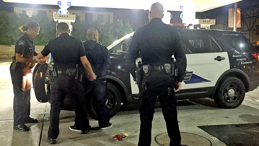 Spate of gang violence in Burbank renews past concerns - LA Times